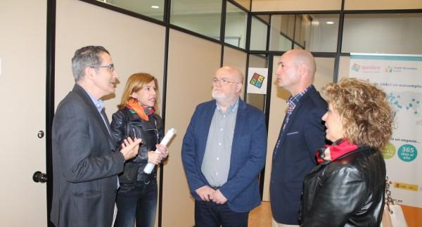 LA JUNTA de COMUNIDADES de CASTILLA-LA MANCHA RECONOCE LA CONTRIBUCIÓN DE APROFEM en el FOMENTO de la EMPLEABILIDAD