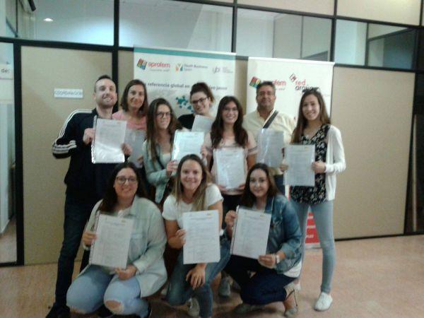 ENHORABUENA a nuestr@s alumn@s que han alcanzado el certificado de profesionalidad