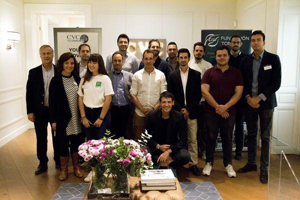 Galardonados 9 proyectos emprendedores en la 3ª edición de los Premios CVC Young Innovator Awards