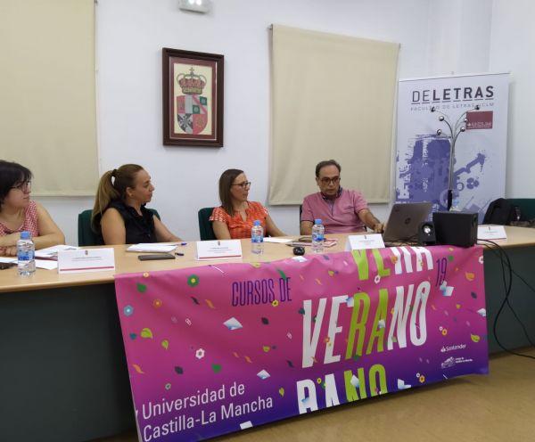 PARTICIPAMOS COMO PONENTES EN LOS CURSOS DE VERANO DE LA UNIVERSIDAD DE CASTILLA LA MANCHA