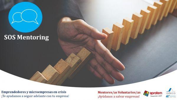 SOS Mentoring: Voluntarios/as que salvan empresas
