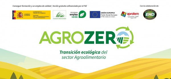 PROYECTO AGROZERO PARA TRABAJADORES/AS. TRANSICIÓN ECOLÓGICA EN EL SECTOR AGROALIMENTARIO